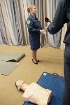 Членов правительства Тульской области научили оказывать первую помощь, Фото: 4