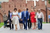 Мэр Москвы Сергей Собянин посетил Тульский кремль, Фото: 3