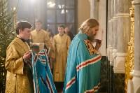 Рождественское богослужение в Успенском соборе Тулы, Фото: 54