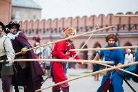 Средневековые маневры в Тульском кремле. 24 октября 2015, Фото: 83