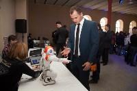 Открытие шоу роботов в Туле: искусственный интеллект и робо-дискотека, Фото: 32