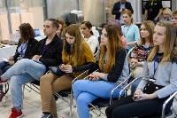 Экскурсия студентов тульских вузов в Tele2, Фото: 8