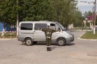 Звёзды Первого канала устроили концерт в военной части, Фото: 2