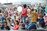 Развод караулов Президентского полка на площади Ленина. День России-2016, Фото: 2