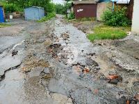 Потоп в гаражном кооперативе в Туле: Фоторепортаж , Фото: 9