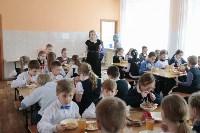 Алексей Дюмин в гимназии Кимовска, Фото: 5