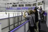 Легенды хоккея провели мастер-класс в Туле, Фото: 40