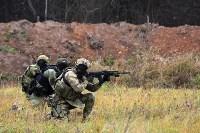 Стрельба, БТР и спасение раненых: в Тульской области бойцы Росгвардии неделю жили в лесу, Фото: 45