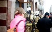 Пожарно-тактические учения в ТЦ «Гостиный двор», Фото: 1