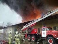 пожар на хладокомбинате, Фото: 7
