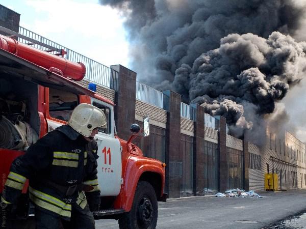 Пожар. 2017