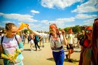 В Туле прошел фестиваль красок и летнего настроения, Фото: 120