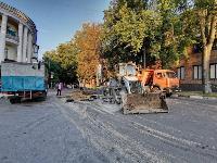 Ремонтные работы на ул. Революции, Фото: 6