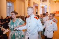 В колонном зале Дома дворянского собрания в Туле прошел областной кадетский бал, Фото: 115