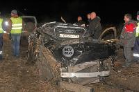 В жутком ДТП в поселке Рассвет погиб пассажир Audi A6, Фото: 7