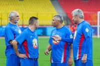 Игра легенд российского и тульского футбола, Фото: 12