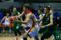Тульские баскетболисты «Арсенала» обыграли черкесский «Эльбрус», Фото: 73