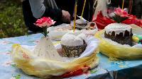 Туляки освящают пасхи и куличи, Фото: 14