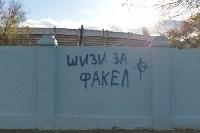 Канониры опробовали газон в Воронеже, Фото: 4