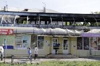 """На ул.9 Мая сгорел рынок """"Салют"""", Фото: 13"""