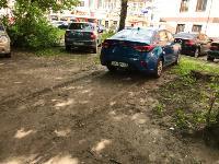 Жители домов возмущены благоустройством придомовой территории в центре Тулы, Фото: 11