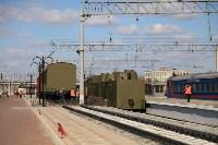 """Установка бронепоезда """"Туляк"""". 22.04.2015, Фото: 36"""