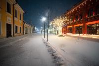 В Туле ночью бушевал буран, Фото: 37