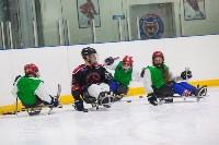 """Детская следж-хоккейная команда """"Тропик"""", Фото: 24"""
