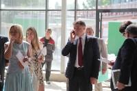 Груздев оценивает ход реставрации в Кремле. 22.06.2015, Фото: 28