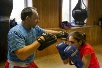 Женский бокс: тренировка , Фото: 18