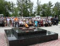 Открытие памятника Сергею Александровичу Джобадзе , Фото: 5