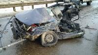 Авария на Мызе.  13.12.2014, Фото: 1