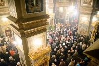 Рождественское богослужение в Успенском соборе Тулы, Фото: 70
