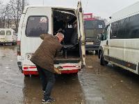 Проверка транспорта в Новомосковске, Фото: 4
