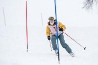 Третий этап первенства Тульской области по горнолыжному спорту., Фото: 37