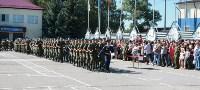 Командиру 106-й гвардейской воздушно-десантной дивизии вручено Георгиевское знамя, Фото: 6
