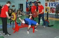 В Туле прошли чемпионат и первенство области по пауэрлифтингу, Фото: 22