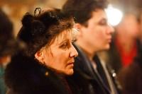 Рождественское богослужение в Успенском соборе Тулы, Фото: 27