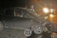В Туле в ДТП пострадали два взрослых и два ребенка, Фото: 1