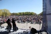 Митинг и рок-концерт в честь Дня Победы. Центральный парк. 9 мая 2015 года., Фото: 34