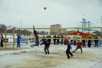 Турнир Tula Open по пляжному волейболу на снегу, Фото: 27