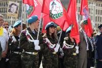 В Туле прошел митинг в честь Дня ветерана боевых действий Тульской области, Фото: 8