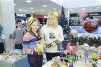 Тульские школьники приняли участие в Новогодней ярмарке рукоделия, Фото: 15