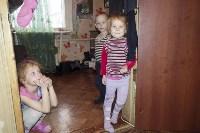 Многодетная семья живет в аварийном бараке, Фото: 22