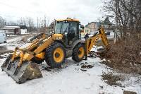 Бунт в цыганском поселении в Плеханово, Фото: 40