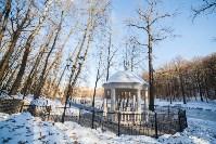 Морозное утро в Платоновском парке, Фото: 23