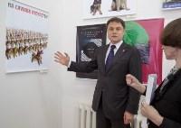 В Туле открылась выставка плакатов, Фото: 21