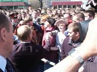 Владимир Путин отмечает день рождения, Фото: 1