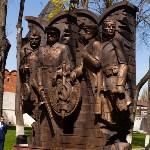 Открытие памятника чекистам в Кремлевском сквере. 7 мая 2015 года, Фото: 12