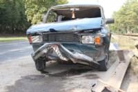 На Рязанке столкнулись две легковушки и грузовик, Фото: 6
